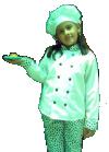 Disfraz de panadero