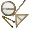 Kit geométrico
